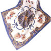Customized Silk Scarf New Design Digital Printing Silk Scarf Polyester Printed Head Accessories ...