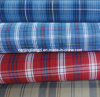 Yarn Dyed Cotton Woven Poplin Plaid Fabric (LZ5878)