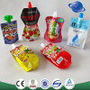 Foil Zipper Bags Water Storage Bag for Dog Drinking Plastic Bag for Liquid