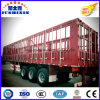 International Standard Stake Side Wall Cargo Trailer for Hot Sale