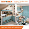 2018 American Contemporary Solid Wood Kitchen Cabinet