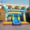 China Manufacturer Inflatable Bouncer Water Jumper Inflatable Trampoline for Sale