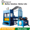Qt4-15c Dongyue Export Concrete Cement Hollow Automatic Constrcution Cement Bloc Machine