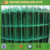 Green PVC Coated V Bend Holland Welded Mesh Fence