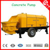 60m3/H Electric and Diesel Type Trailer Concrete Pumps