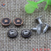 Custom Jeans Brass Metal Rivet Button for Jeans