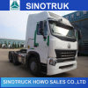 Sinotruck HOWO Tractor Rhd Checking Used Truck Head