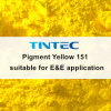 Yellow Pigment Powder 180 for Plastic with Excellent Properties