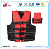 Small to Large Adult Red Nylon Ski Vest