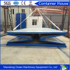 Expandable Prefabricated Container House Modular House Office Container of Color Steel Sandwich Panel and Steel Structure Building
