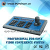 Professional Keyboard Controller for Sony Video Conference System