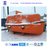 Totally Enclosed Lifeboat with Offshore Platform Davit