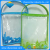 Custom Printing PVC Plastic Zipper Bags with Sewing Edges