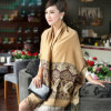 Bohemia Woman Lengthened Warm Cotton Scarves Cashere Shawl