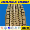 Dr366/785 All Steel Radial Truck Tire 205/75r17.5-14pr