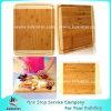Beautiful Large 100% Organic Bamboo Cutting Board with Juice Groove