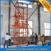 Indoor or Outdoor Rail Guide Lift Platform for Heavy Cargo