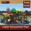 Hot Outdoor Playground Equipment with Slide and Swing (12003A)