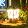 Solar Outdoor Body Sensor Lights Garden Wall Lamps