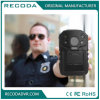 4G GPS Remote Control Wearable Portable Police Video Body Worn Camera with Cms Software