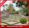 "20mm PE 3/8"" Anti UV Plastic Artificial Grass Carpet"