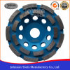 125mm Double Row Cup Wheel for Stone