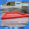 Red Color Inflatable Pool Float Inflatable Ocean Ball Pool