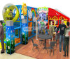 Cheer Amusement Kids Village Themed Indoor Playground Equipment