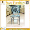 Wholesale Crystal Yellow Phoenix Acrylic Wedding Chairs