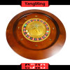 2017 Factory New Design Deluxe Russian Roulette Wheel Wooden Manual Roulette Wheel Games Ym-RW02