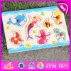 2015 Brand New Cartoon Wooden Puzzle Toy, Wood 3D Puzzle Game, Wooden Puzzle 3D Toy, Wood Puzzle Toy Game W14m085
