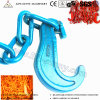 G80 Lashing Chains with High Tensile C Hook for Chain Tensioner