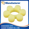 Petals-Shaped Polyurethane PU Rubber Bumper for Coupler