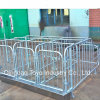 Galvanized Pig Farrowing Crate Gestation Stall