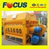 Js3000 3000L Twin Shaft Concrete Mixer