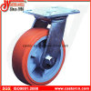 4 Inch to 6 Inch PU on PP Swivel Casters