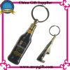 Metal Bottle Opener Keychain with Customer′s Logo Print