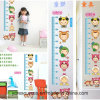 Wall Stickers, Children Height-Cartoon Design