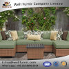 Well Furnir WF-17016 7 Piece Sectional Seating Group with Cushion