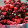 IQF Frozen Blackberries Fruits IQF Frozen Blackberry
