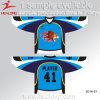 Custom Jerseys 100% Polyester Sublimation Ice Hockey Shirt Sport Wear