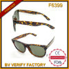 F6399 Clubmaster Transparent Imitation Sunglasses