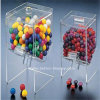 Custom Acrylic Supermarket Single Food Dispenser Box (BTR-K4023)