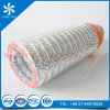 Fiberglass Insulation Duct with Aluminum Flexible Duct Outer Layer