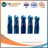 2.0X6X50 HRC60 Carbide Blue Nano Ballnose 2 Flute End Mills