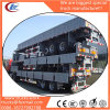 High Quality 3axle 40′ Cargo Semi Trailer Lorry Trailer