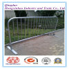 Steel Flat Feet Crowd Control Barrier Temporary Fence