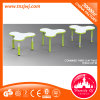 Combined Three Leaf Table Reading Tables Furniture for Kindergarten