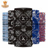 Wholesale Fashion Custom Logo Breathing Outdoor Sport Multi-Purpose Bandana