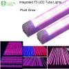 9W 60cm LED Grow Light T5 Tube Lights Red660nm Bulb 460nm LED Grow Tube